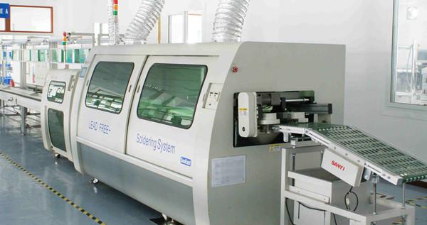 现代化生产设备